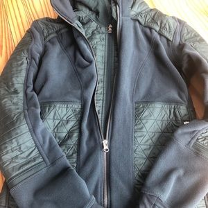Forest Green Lululemon Jacket
